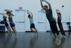 Come to Peridance and try one of our Limón classes!!!