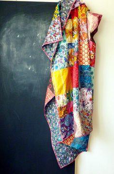 Stunning quilt.