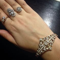 It's always amazing to think that all these pieces are at least 100 years old! http://www.acsilver.co.uk/shop/pc/Diamond-Jewellery-c172.htm