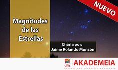#Astronomía | VIDEO NUEVO Magnitudes de las #Estrellas (parte I) Charla por: Jaime Rolando Monzón  ➔ http://ava.akademeia.ufm.edu/home/?curso=el-planeta-venus