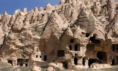 Cappadocia, Turkey..this would be cool to see