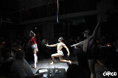 El' Circo: 41 Oxford Street, Darlinghurst, Sydney Australia.    9 Course Circus Degustation & Show $109pp AU.    #elcirco @slidesydney #slidesydney #sydney