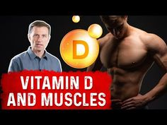 Vitamin D's Influence Over Your Muscles - YouTube