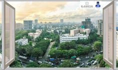 How about a perfect #ViewFromMyWindow which you can enjoy 24x7 just by being at #Elegance by #JayceeHomes in #Andheri-W.  #JayceeLifestyle #Saturday #Clouds #Sky #Green #CityView #InstaGood #JayceeHomes #FollowForFollow #F4l #ViewFromMyWindow #Fresh #Cool #Breeze #Pin