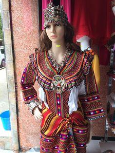#Amazighe #ByLka #Robe #Kabyle #laClasse
