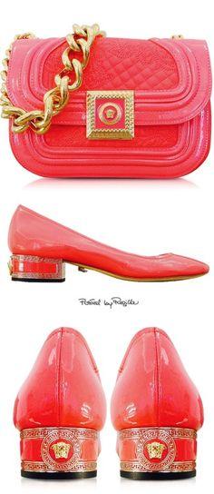 Regilla ⚜ Versace Corail, Mode Féminine, Chaussure, Sacs À Main Pour Femmes, 5c3b857ee68