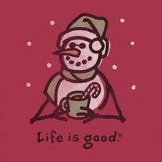 Women's Tea Short Sleeve Crusher Tee | Tea Tee Shirts | Life is ...