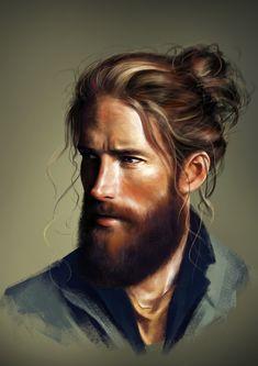 """""""Man Portrait"""" https://www.instagram.com/p/Bjp6A9YBWph/?taken-by=ceydacngizz"""