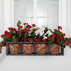 If you're looking for a window box cage that's just as beautiful as your plants and flowers, look no further than our Wayfarer Window Box Cage. This window box cage showcases a beautiful scroll design that meanders with curls and swirls, creating the Diy Flower Boxes, Windows, Decorative Corner Bracket, Window Design, Window Flower Boxes Diy, Modern Pergola Designs, Wrought Iron Window Boxes, Fall Window Boxes, Balcony Design