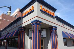 Legends, my favorite on-campus bar. So many good times were had here!