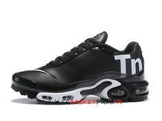 separation shoes 5e564 a1b93 Nike Air Max Plus Tn Ultra SE AQ0242-ID10 Chaussures Nike Basket Noir Blanc  Pas