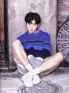 [SMBEAUTY] EXO Baekhyun photoshoot for Cosmopolitan - Moon Lover