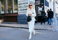 New York Fashion Week Street Style — Lauren Remington Platt