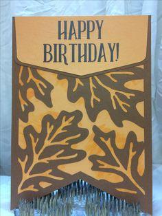 Fall Birthday Card As You Like It Designs
