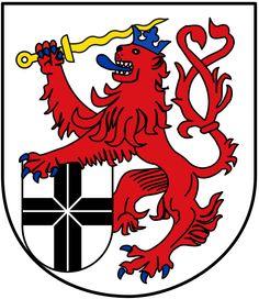 DEU Rhein-Sieg-Kreis COA - Rhein-Sieg-Kreis – Wikipedia