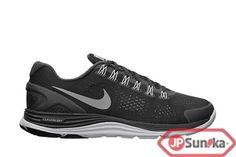 Nike Lunarglide+ 4 Shield  Anthracite Sliver  (537475-001)