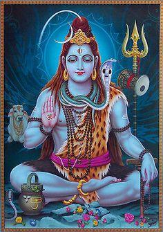 Shiva is a pan-Hindu deity, revered widely by Hindus, in India, Nepal and Sri Lanka Shiva Hindu, Shiva Art, Hindu Deities, Indiana, Shiva Shankar, Religion, Trishul, Lord Shiva Family, Lord Mahadev