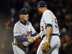 Jim Leyland won't return as manager of Detroit Tigers.  (Photo: Greg M. Cooper, USA TODAY Sports)