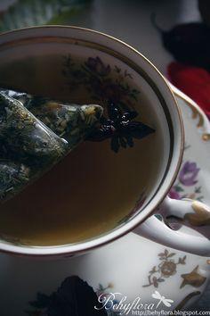 Behyflora... la vie en rose: Teaparty