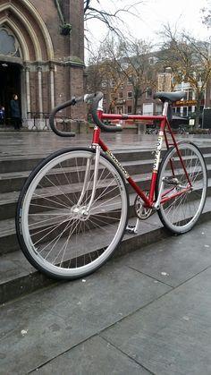 Real Steel, Fixed Gear Bike, Speed Bike, Touring Bike, Vintage Bicycles, Skate, Cycling, Running, Board