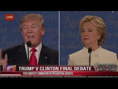 BOOM! TRUMP JUST SMACKED DOWN HILLARY STAGING VIOLENT ATTACKS AGAINST HIS SUPPORTERS AT THE DEBATE! - YouTube