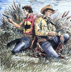 Zagor & Tex