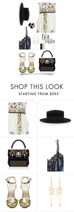 """""""Italian Summer (T.S )"""" by sue-mes ❤ liked on Polyvore featuring Dolce&Gabbana, Handle, LFrank, Delpozo, E L L E R Y and Marc Jacobs"""