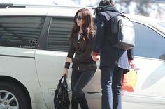 Snsd Seohyun Incheon Airport to London