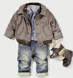 Baby boy fashion-I wanna boy so I can dress him up
