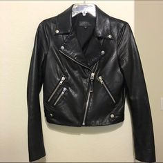 Mackage Paula Leather Jacket Beautiful moto jacket - Mackage Paula for Aritizia purchased a few years ago. Soft, supple, lamb leather. Has been worn because I loved it so much, but is in excellent condition. Needs a new home!! Aritzia Jackets & Coats