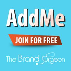 The Brand Surgeon is putting together an exclusive database with people who influence the market. Click the link to get your Profile Created. #TBSAddMe @TheBrandSurgeon @thebrandsurge