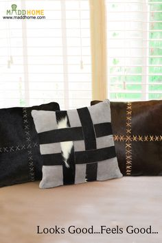 Add some comfort and class to your room with these cuddly cushion cover  #MaddHome #HomeDecor #CushionCover  Shop More:- https://www.maddhome.com/new-cushion-covers.html
