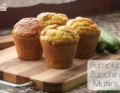 Pumpkin Zucchini Muffins - Paleohacks