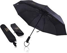Massi Morino - 24.90 - 4.9 von 5 Sternen - Top Regenschirme 2019 Umbrellas, Black