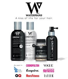 22 Best Watermans You Need This Images Hair Magazine Uk