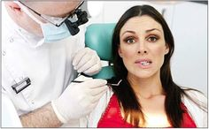 Do you want to stop being afraid of visiting the dentist?