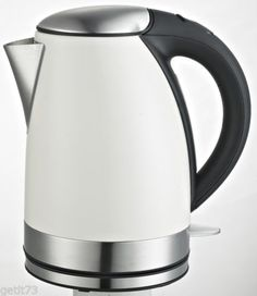 russell hobbs black glass line wasserkocher 14355 neu kettle pinterest best black glass. Black Bedroom Furniture Sets. Home Design Ideas