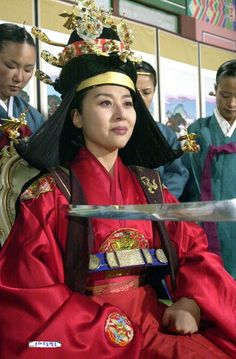 Empress Myeongseong(Hangul:명성황후;hanja:明成皇后) is a 2001 South Korean television series that aired onKBS2.  Empress Myeongseong was considered as the last empress of Korea because of theEulmi Incident(also called Operation Fox Hunt).을이사변