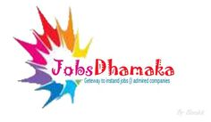 Jobsdhamaka provide high paid job opportunities for freshers and professionals organizations in india. Search jobs and apply online at in delhi.