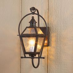 French Quarter Outdoor Wall Lantern