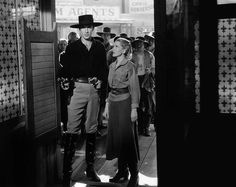 Gary Cooper, Jean Arthur - The Plainsman (1936)