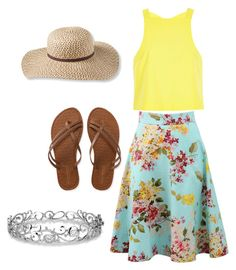 """""""Untitled #22"""" by chernjay on Polyvore featuring Blumarine, River Island, Aéropostale, Effy Jewelry, L.L.Bean, women's clothing, women's fashion, women, female and woman"""
