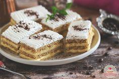 Hungarian Desserts, Winter Food, Tiramisu, Ham, Waffles, Food And Drink, Healthy Recipes, Drink Recipes, Healthy Meals