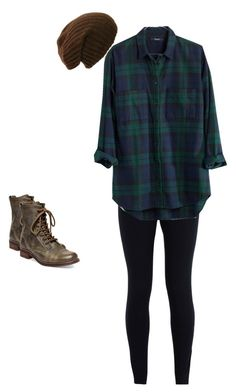 Fall Hipster Outfit