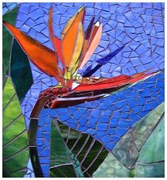 ScallonArt - Mosaic art by Judith Scallon created with stained glass