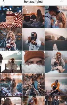 Click to view 20+ of The Hottest Instagram Feed Themes to Re-Create Yourself! | Warm, Orange, Blue Instagram feed aesthetic Best Instagram Feeds, Instagram Feed Ideas Posts, Instagram Feed Layout, Instagram Inspiration, Instagram Grid, Foto Instagram, Instagram Fashion, Instagram Frame, Instagram Themes Ideas