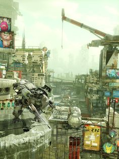 "HAWKEN (Adhesive Games, 2012)""Slumdog""Render resolution: 3:4, 2:1 and 3:1 @ ~37megapixelAntialiasing: Two-pass colour-based offline AAMethods: Free camera, custom FOV, timestop, player coordinate controlTools: Custom Cheat Engine table for free camera, FOV, teleport to camera and mech positioning; GeDoSaTo (for high resolutions and screen capture), Nvidia override for accurate super-high-res AO"