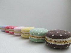 Macaron Linen Ring Box