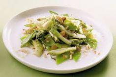 Misto di verdure saltate con uvetta e pinoli...