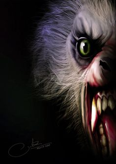 The Wolfman by JohnBoothCreative on DeviantArt
